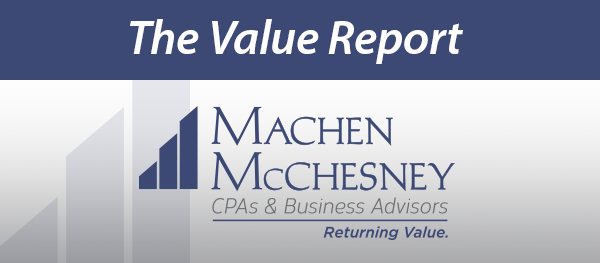 The Value Report - Machen McChesney Business Advisory Insights